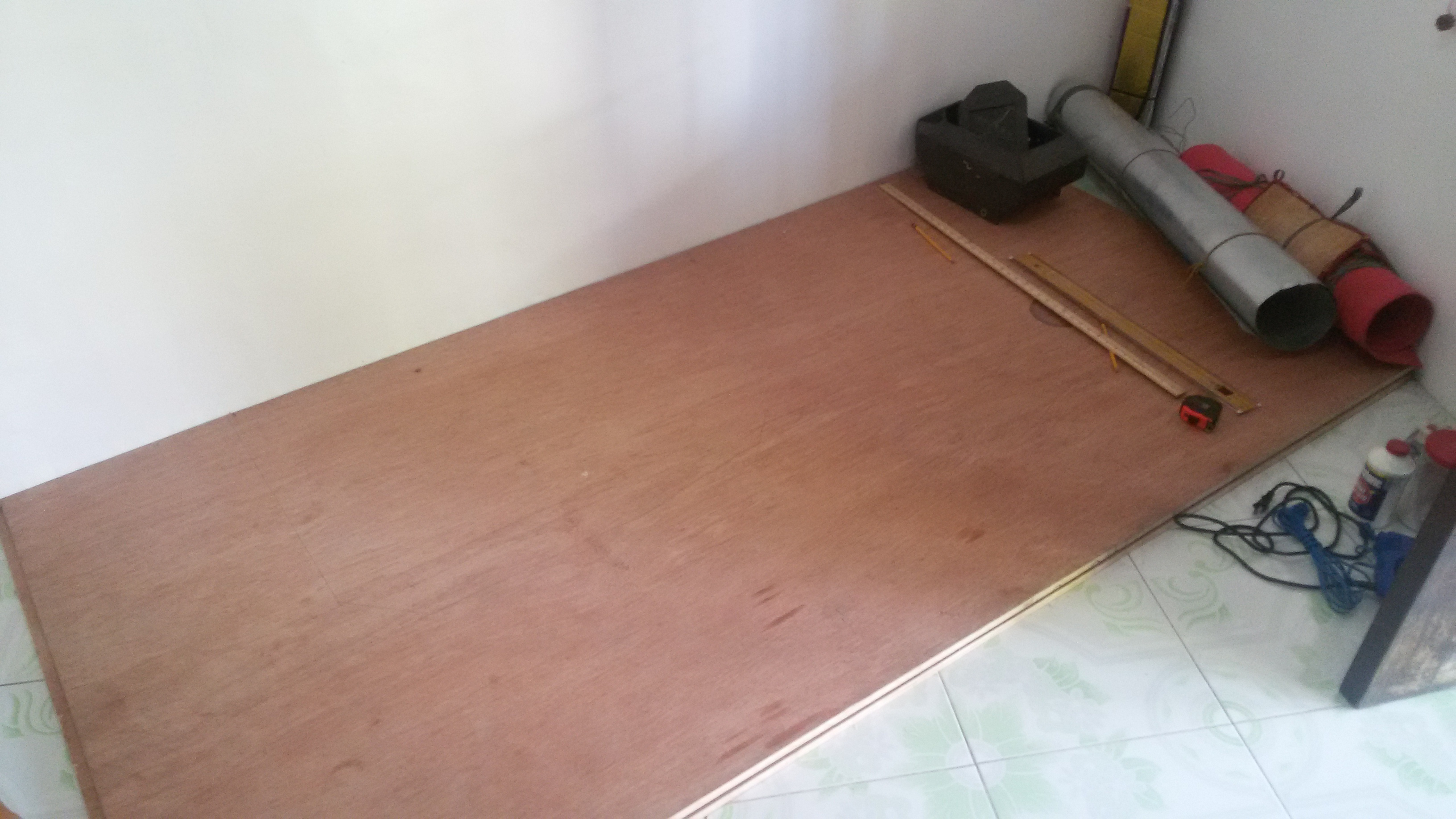 Picture of Measuring and Cutting