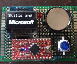 Build a Digital Interactive Electronic Business Card