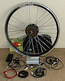 Picture of The E Bike Kit