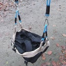 The backpack swing