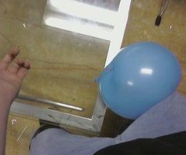Acoustic Balloon Bass