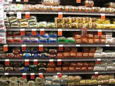 Picture of Choosing the Bread