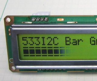 Connect Arduino to Crystalfontz CFA533 With I2C