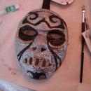 Harry Potter: Make a Death Eater Mask!