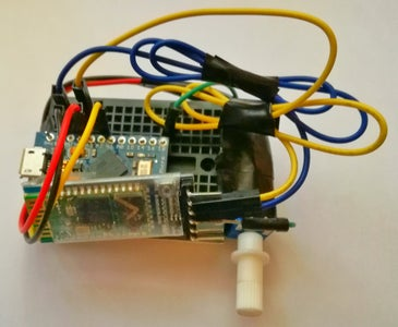 Arduino Micro Connections