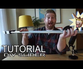 Camera Slider for under $20
