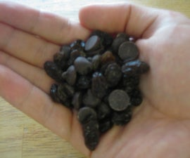 Uncovered Chocolate-Covered Raisins