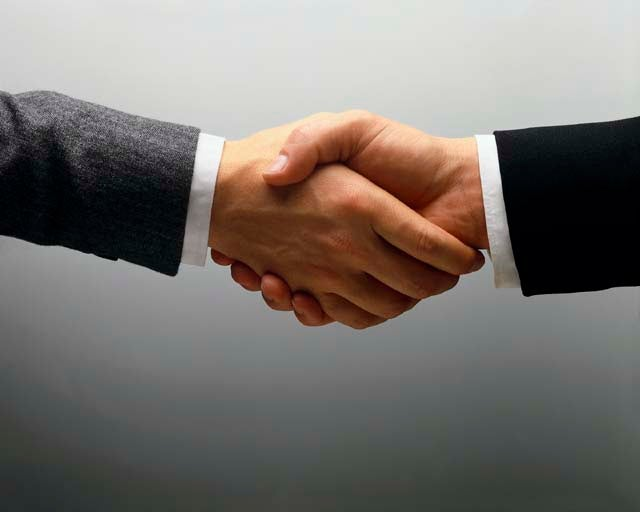 how to shake hands properly 5 steps