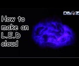 LED Glow Cloud