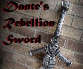 DMC Rebellion Cosplay Sword
