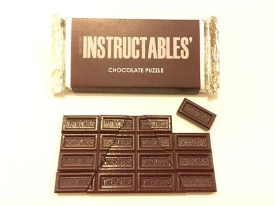 Multiplying Chocolate Puzzle