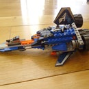 Super Awesome Lego Jet