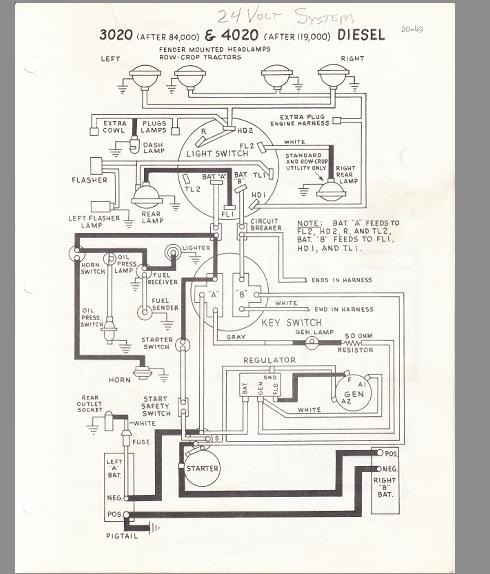 John Deere 3020 24v to 12v Conversion : 15 Steps (with Pictures) -  InstructablesInstructables