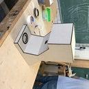 Automatische Nootjes Dispenser