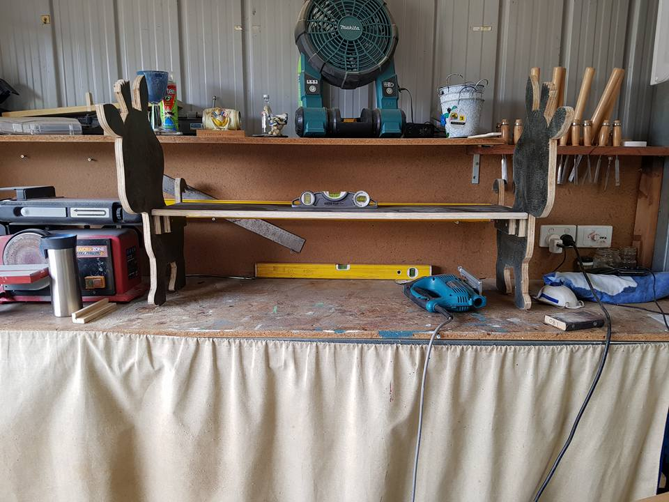 Picture of Level Bench