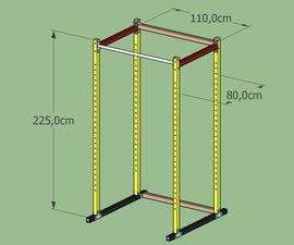 DIY - Power Rack (PT-BR)