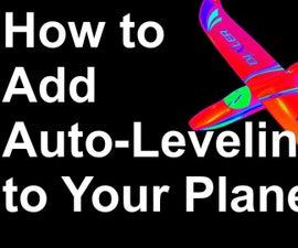 Using KK Flight Controller Board to Fixed Wing Aeroplanes