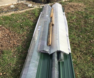 How to Instal a Metal Roof
