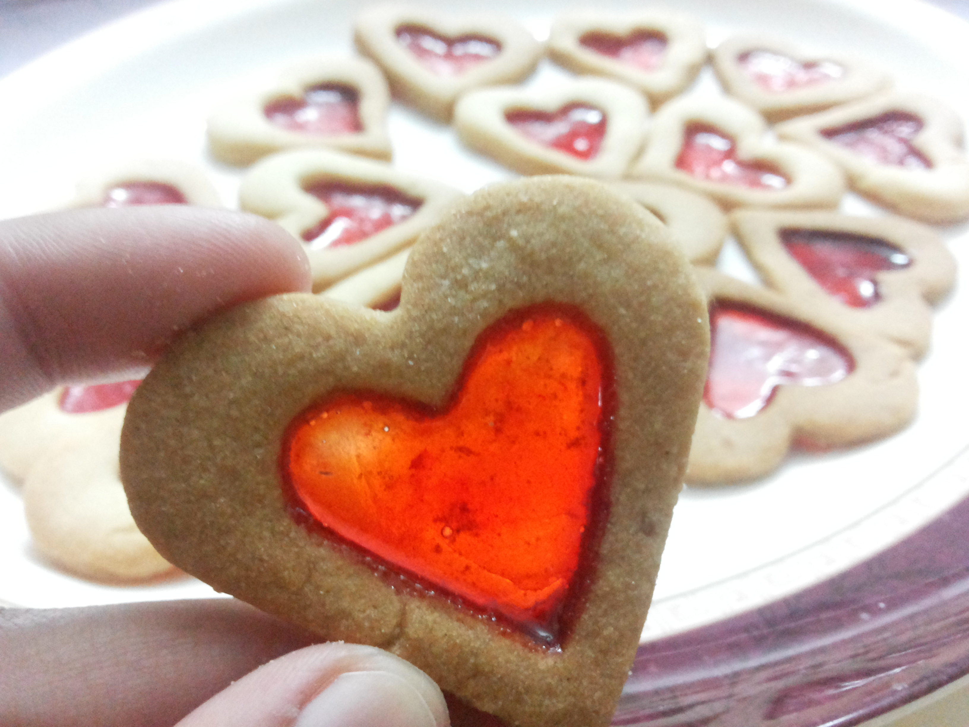 Picture of Love Cookies