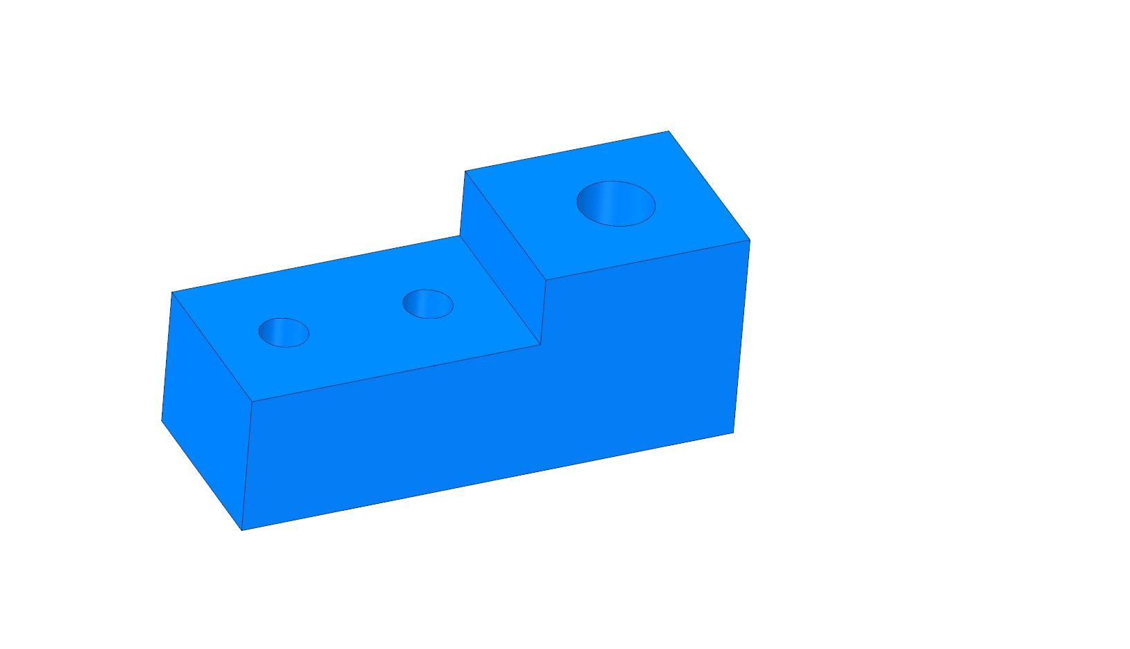 Picture of Cut the Teflon Blocks