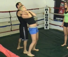 Defense Against the Standing Rear Choke #2