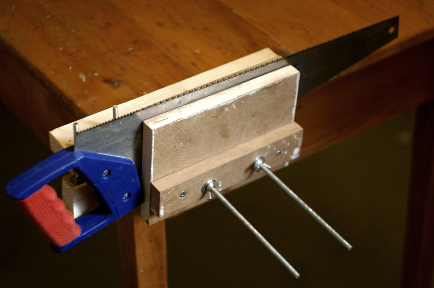 Picture of Wooden Vice