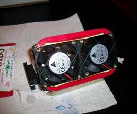 Pocket Altoids Tin Li-Ion Extreme Desk Fan!