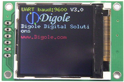 "Picture of Supplies Needed: 1.44"" Serial:UART/I2C/SPI TFT LCD 128x128 Display Module"
