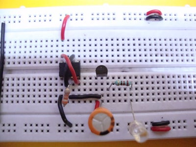 Project 5: the Fading LED