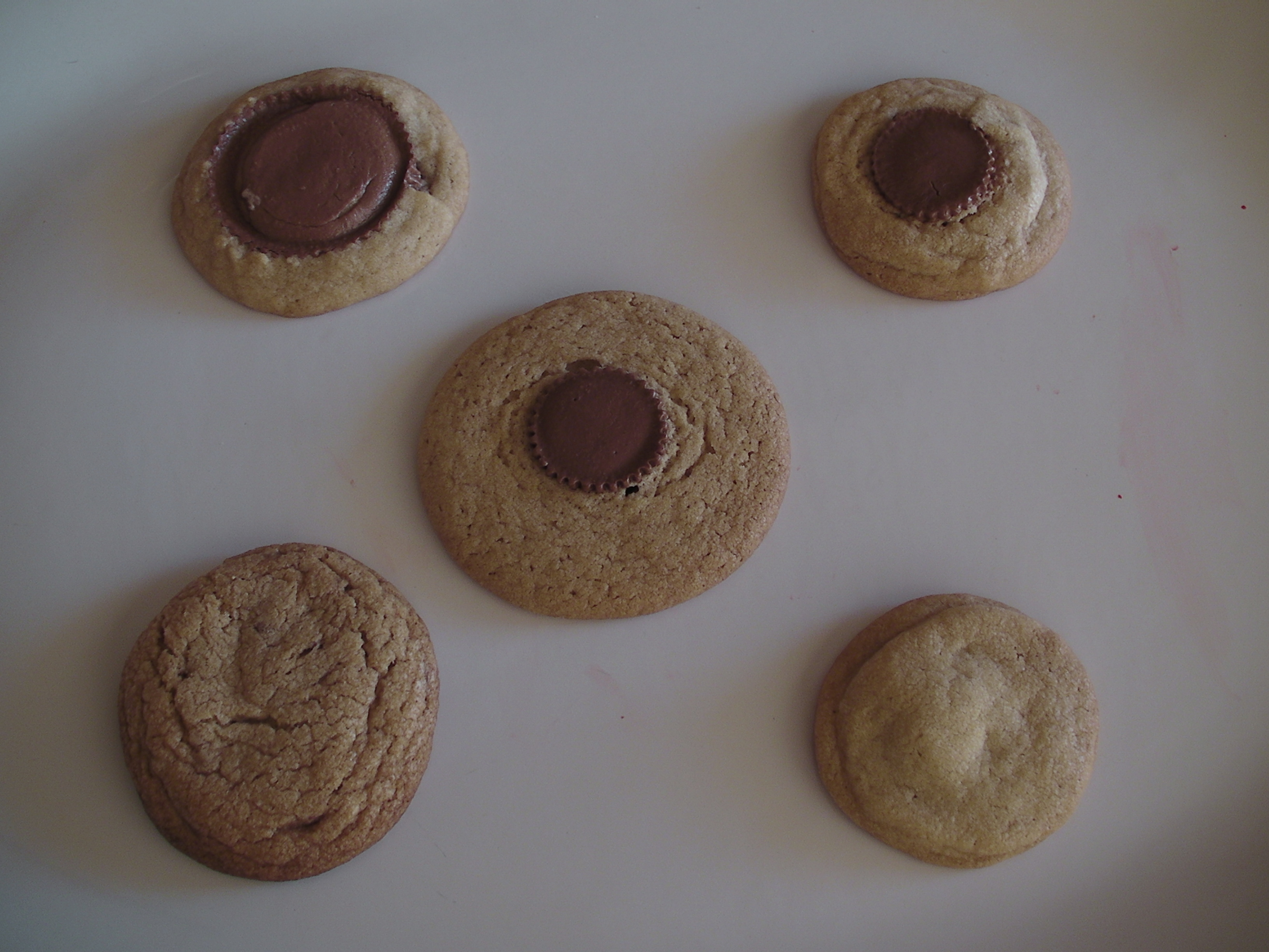Picture of Peanut Butter Cup Cookies