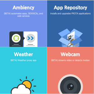 UPDATE: Download the Webcam App From the App Repository