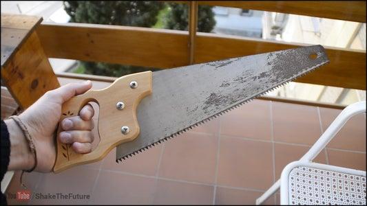 Take the Saw