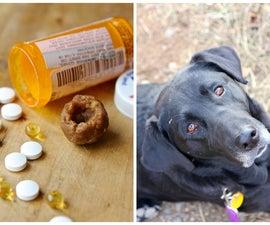 Dog Pill Pouches