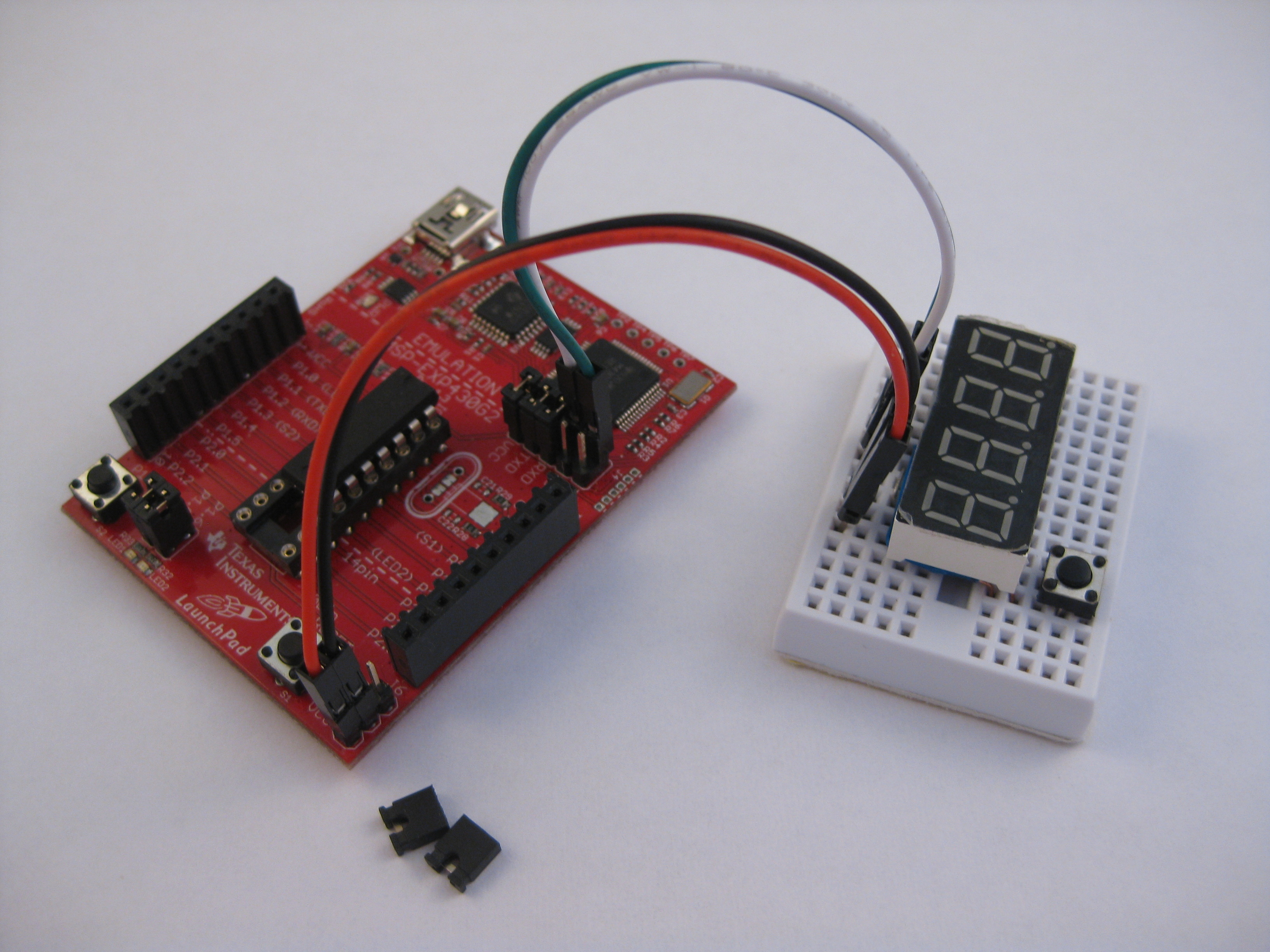 Picture of Flashing the Firmware