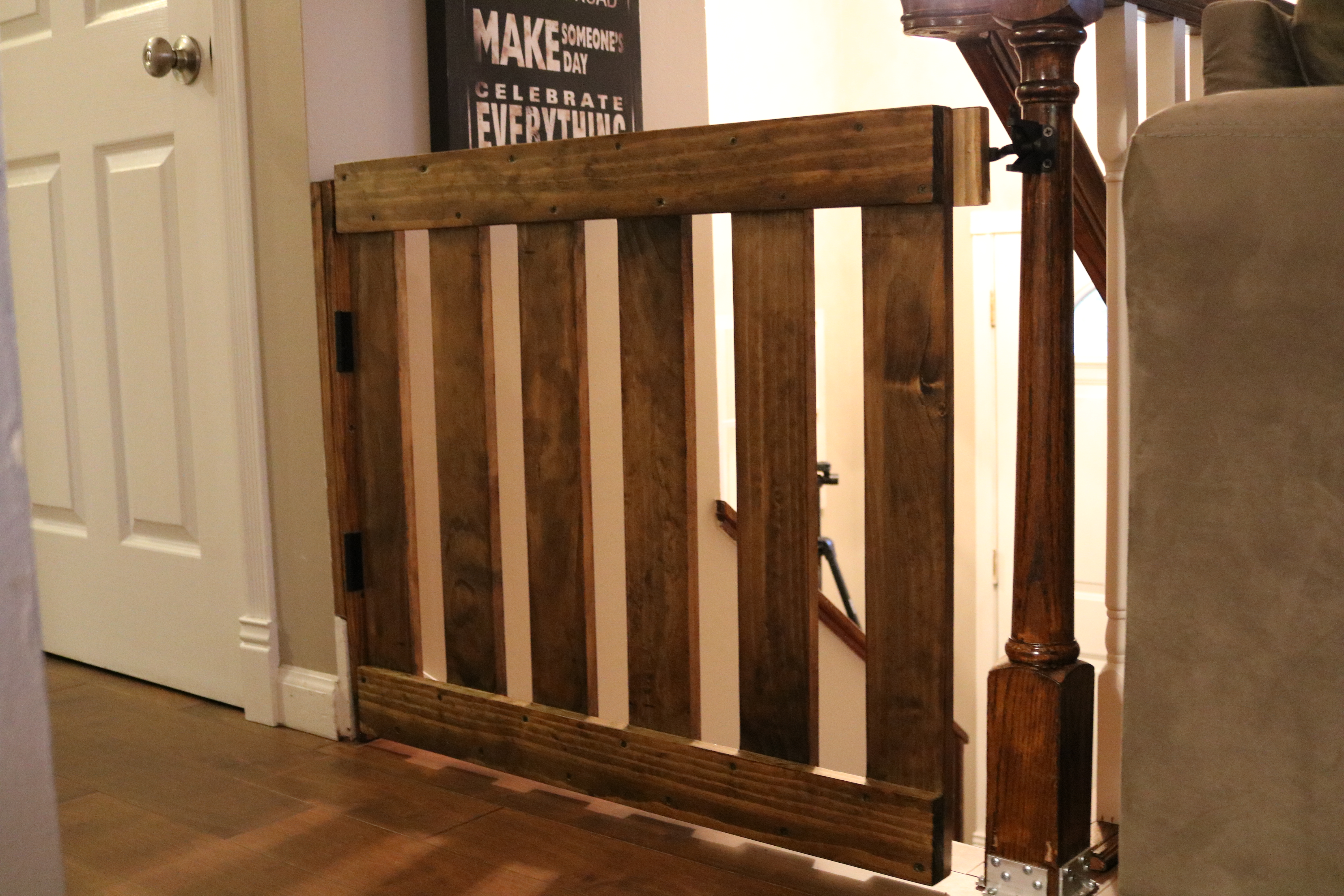 Picture of DIY Baby Gate