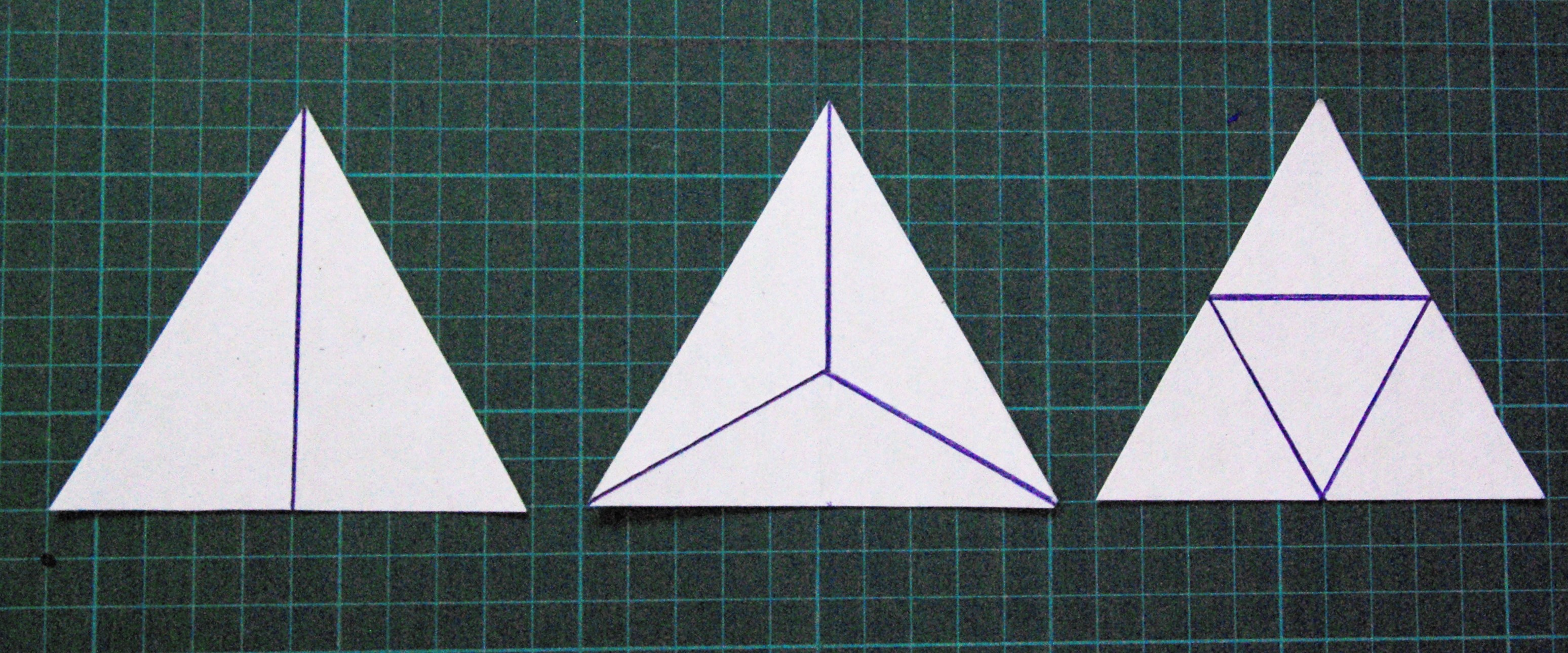 Picture of Some Properties of an Equilateral Triangle