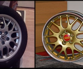 Refurbish Your Old Rims - Make Them Look Like New!