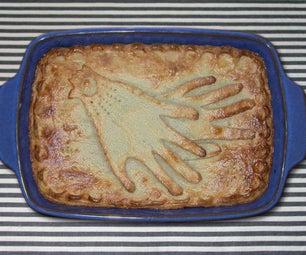 Home Sweet Homemade Chicken Pie