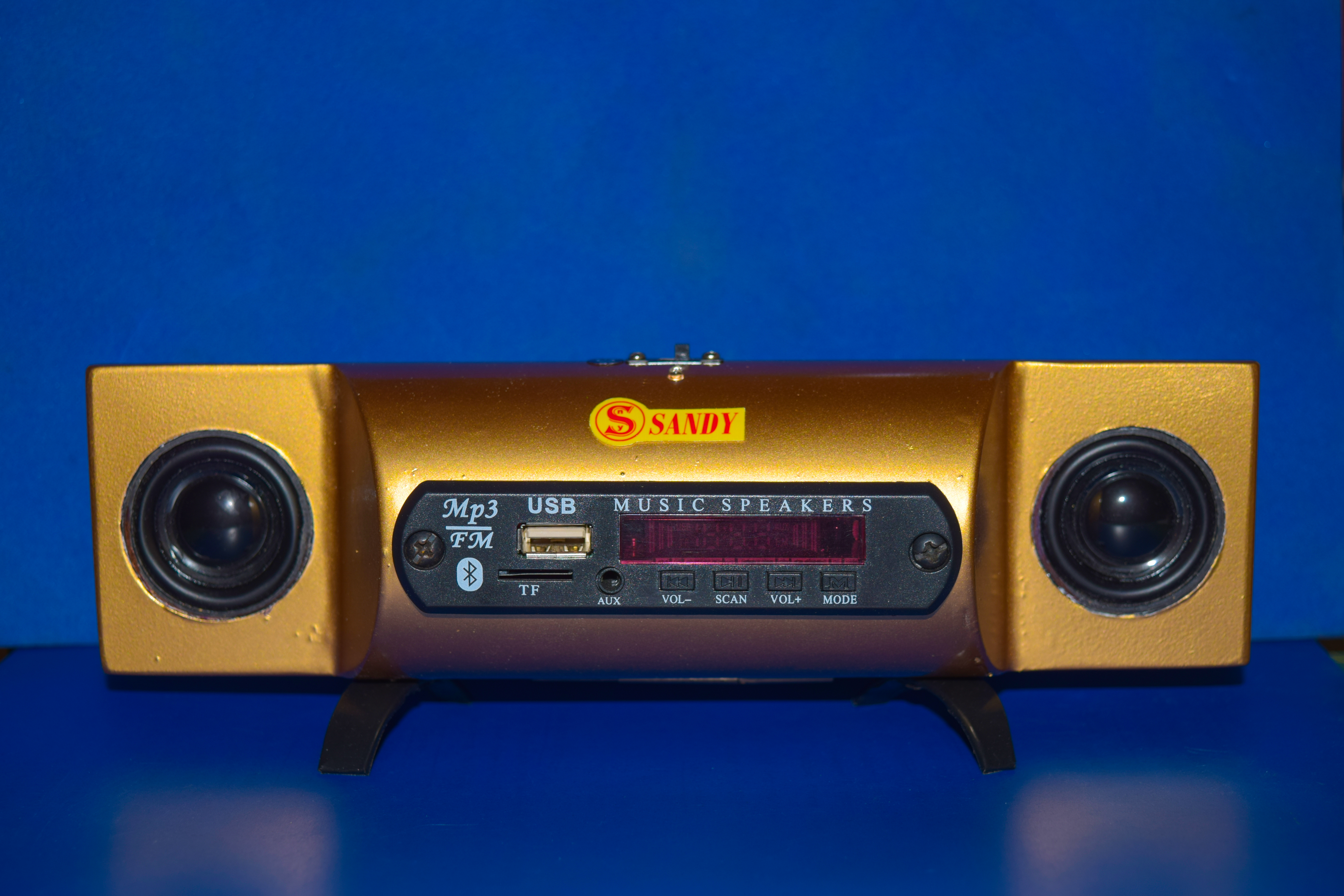 Picture of PVC USB/FM/Bluetooth Player