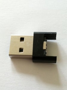 Make Your USB Connector Holder