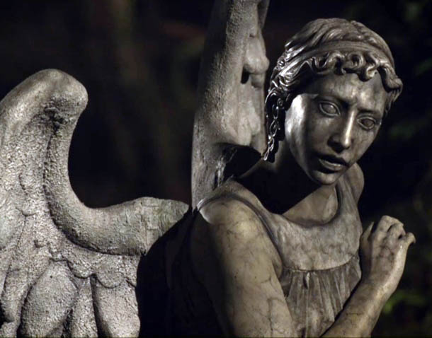 Picture of Doctor Who Weeping Angel Costume