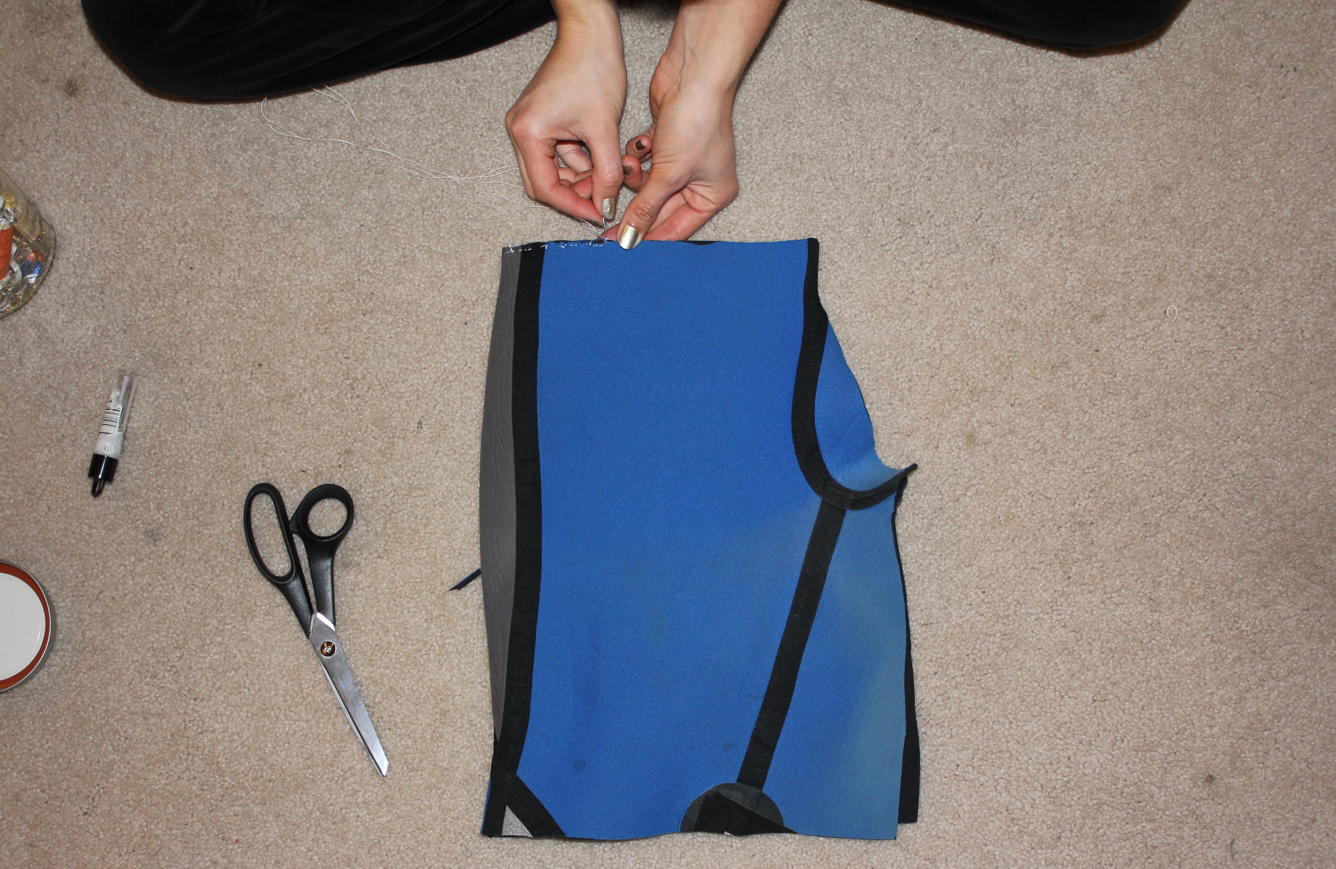 Picture of Gather Sewing Materials