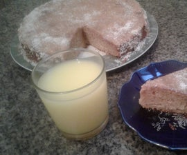 Easy Cake With No Flour