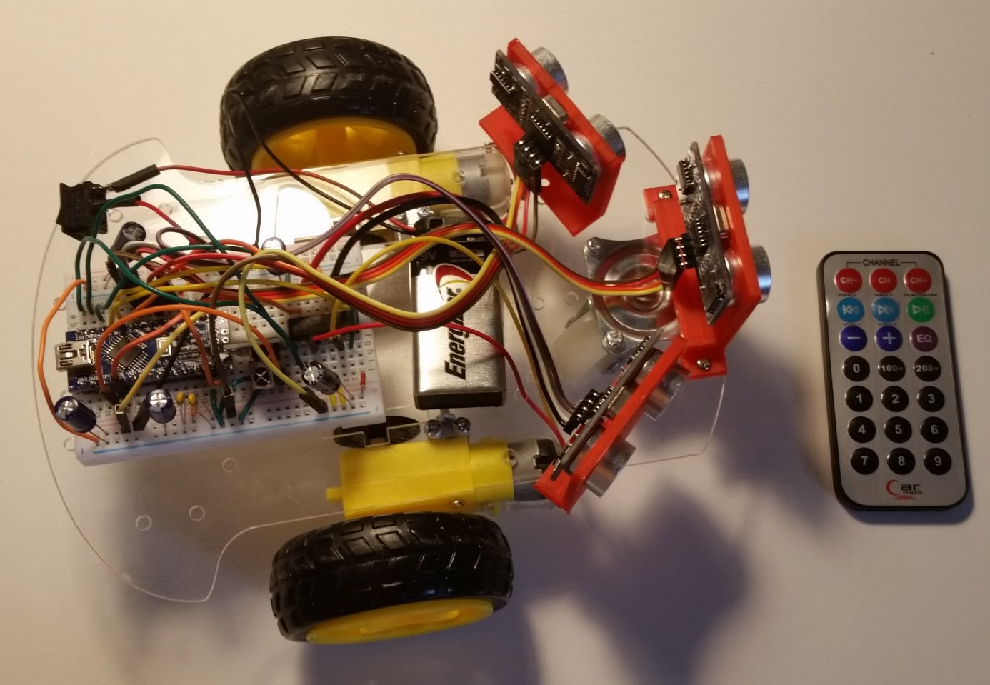 Picture of How to Build: Arduino Self-Driving Car