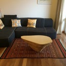 (UNS)TABLE Wooden Coffee Table