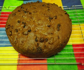 British Fruit Cake (Great Grannies)