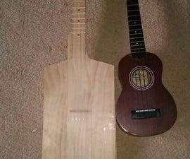 Good enough for the bush Australian version of Tahitian ukulele