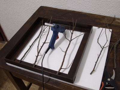 Fit the Branches Into the Frame