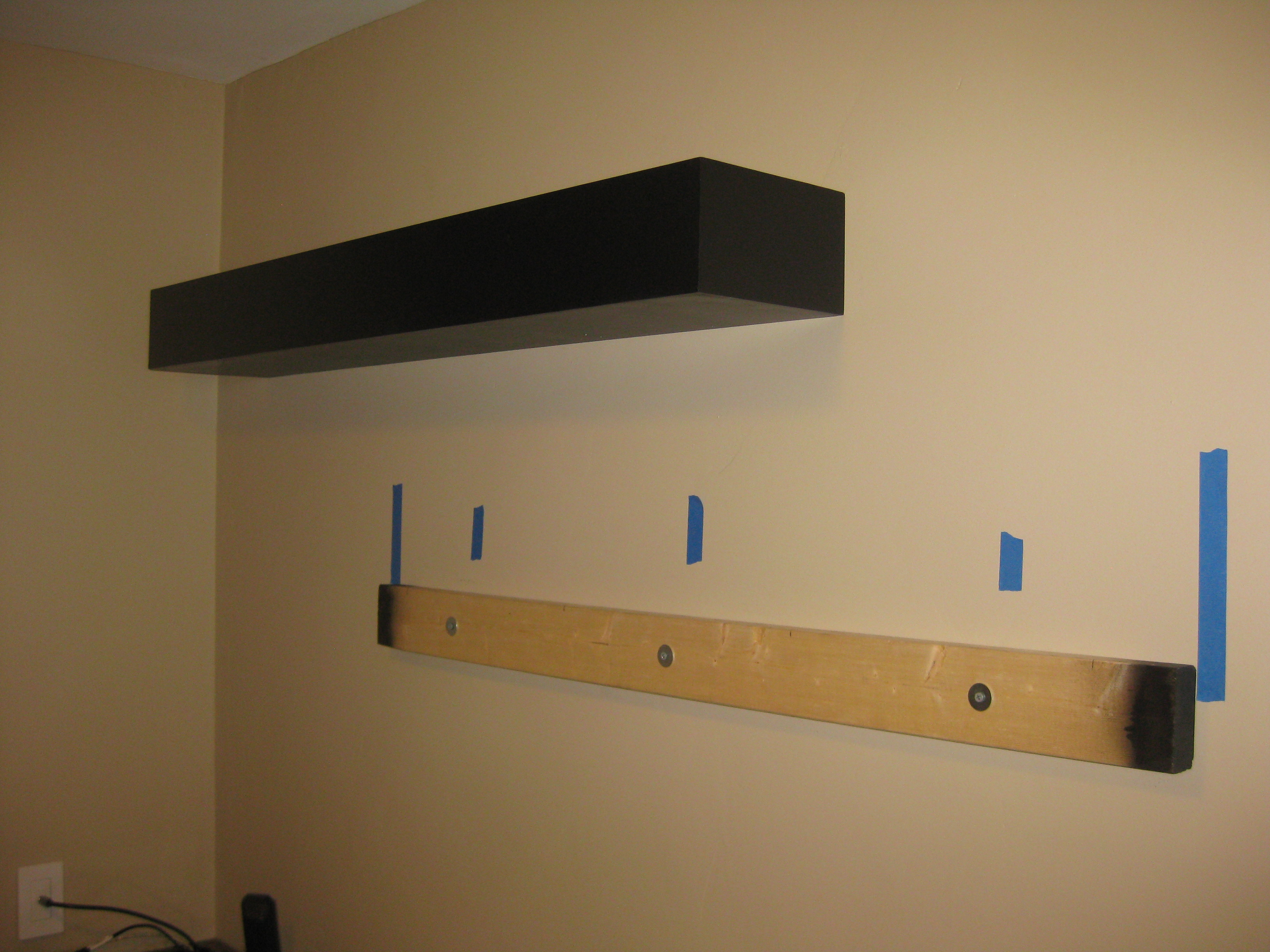 Picture of Hang the Shelves