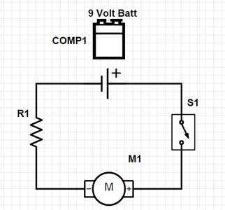 Assemble the Simple Circuit